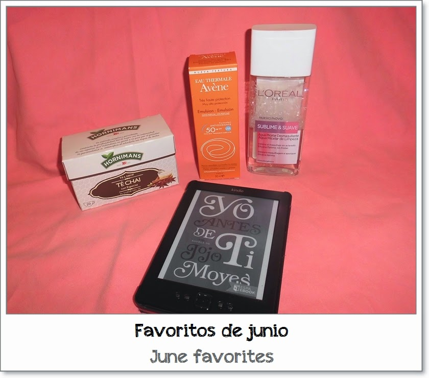 Favoritos de junio. June favorites.