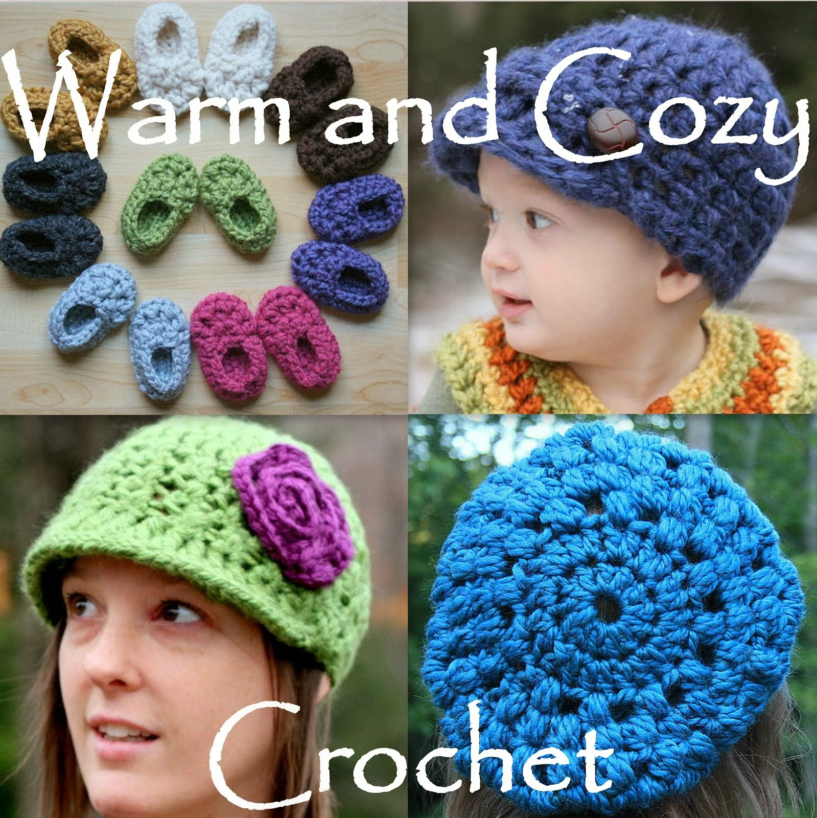 Warm and Cozy Crochet