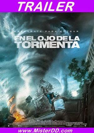 En el ojo de la tormenta (2014) [TRAILER]