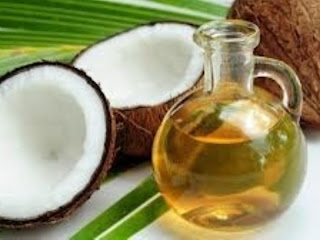pure coconut oil
