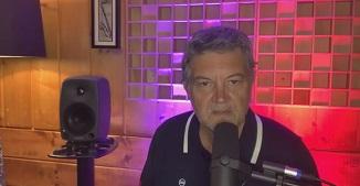 """Dan Damian 🔴 Cântarea primită după vindecarea de Covid: """"Tu ești puternic"""""""