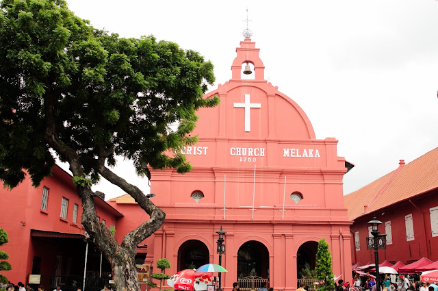 Melaka, malacca, malaysia, christ church