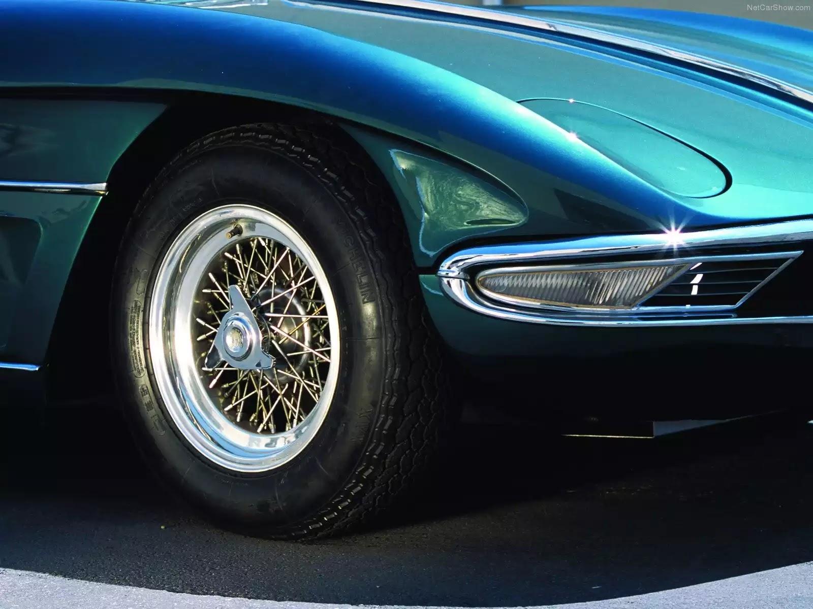 Hình ảnh siêu xe Lamborghini 350 GTV & nội ngoại thất
