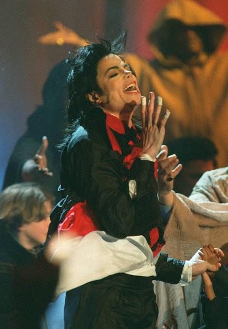 Micheal Jackson,Earth Song,Concert