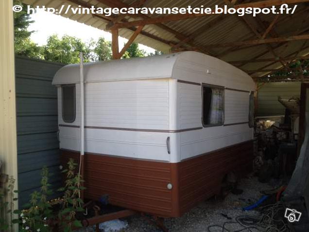 Caravanes Vintage Et Cie Lbc 30 Mai 2012