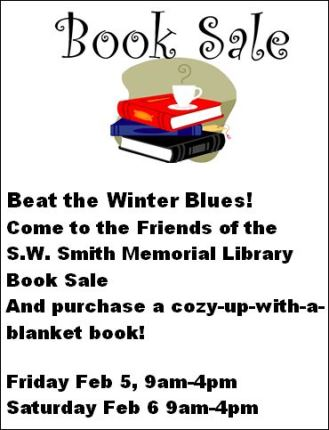 2-5/6 Book Sale S.W. Smith Library
