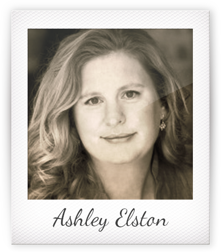 Author Photo Ashley Elston