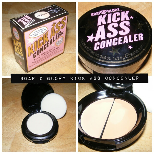 A picture of Soap & Glory Kick Ass Concealer