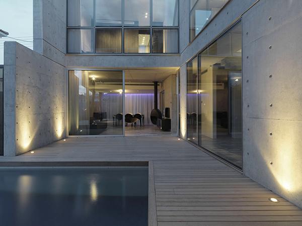 Hogares frescos hogar moderno de chipre mezcla de - Diseno interior minimalista ...
