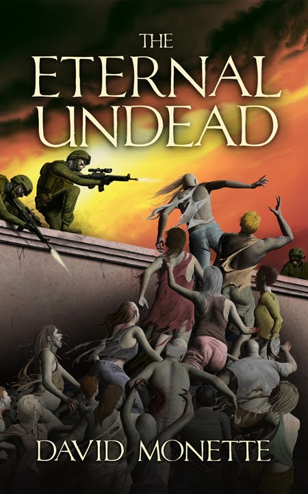 The Eternal Undead (In the Time of the Dead Book III)