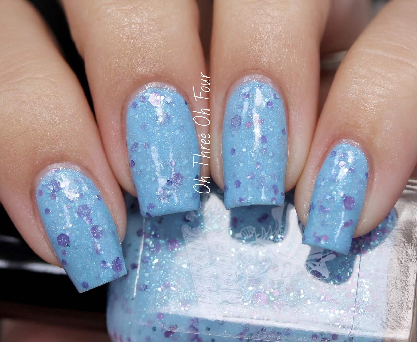 SuperChic Lacquer Wendybird Swatch