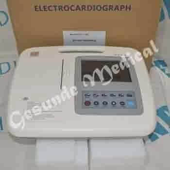 beli digital aktifitas jantung EKG 6 channel
