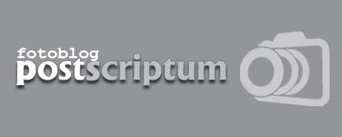 postscriptum - fotoblog