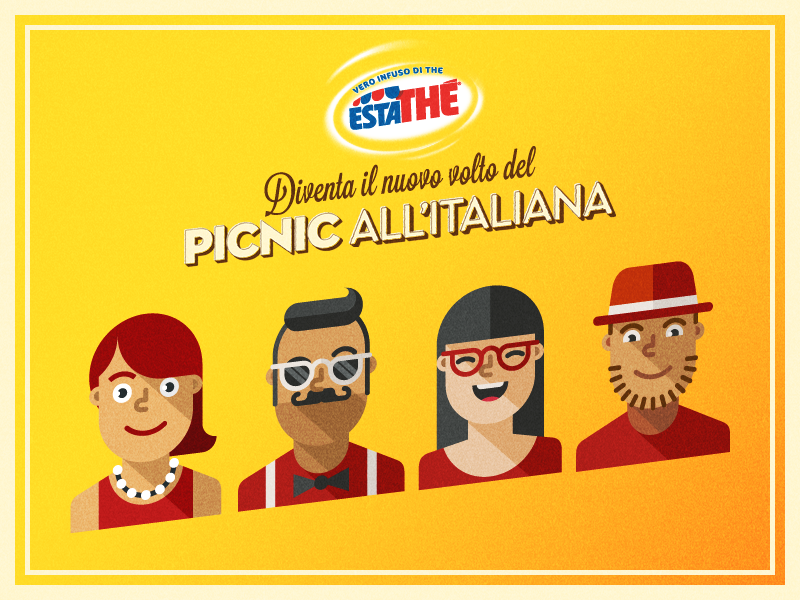 Contest estathe picnic all'italiana