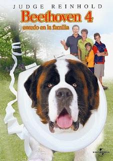Poster de Beethoven 4: Enredo en la Familia / La Cuarta de Beethoven