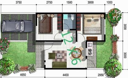desain rumah minimalis type 45 | desain rumah minimalis