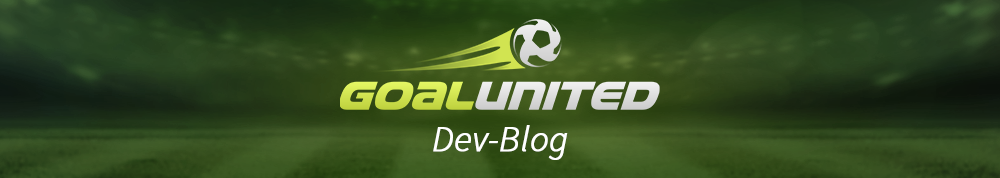 goalunited PRO - Dev Blog