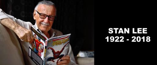 Muchas gracias Stan Lee... ¡Excelsior!