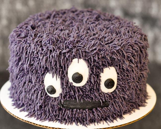 Beki Cooks Cake Blog Easy Monster