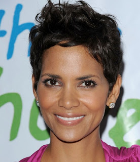 Short hairstyle Inspiration From Celebrity Halle Berry