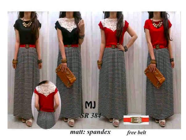 Jual Dress Maxi - DKI Jakarta