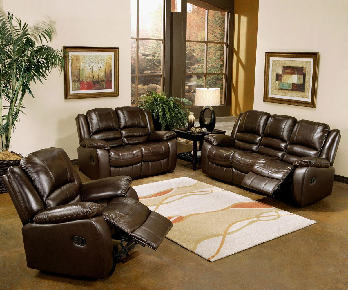 Interior Design With Leather Furniture ~ Trend home interior design modern leather sofa