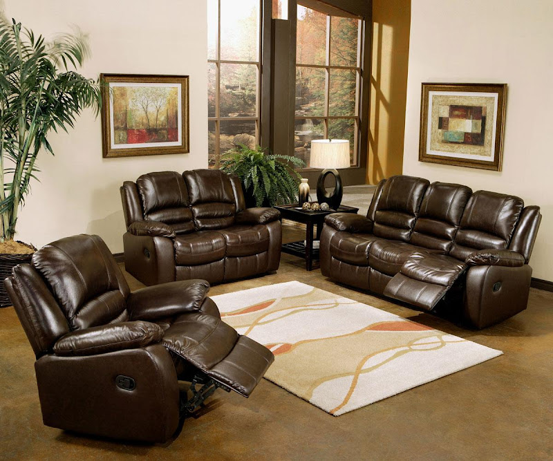 Decorating with Leather Furniture