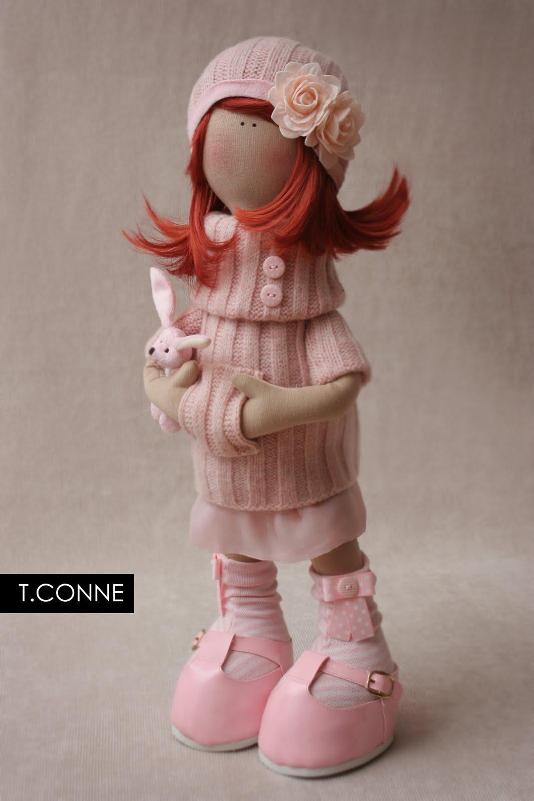 Разговорчики.  Куклы.  Захотелось поделиться=).  Для вдохновения.  Очередная чудесность от Татьяны Коннэ.