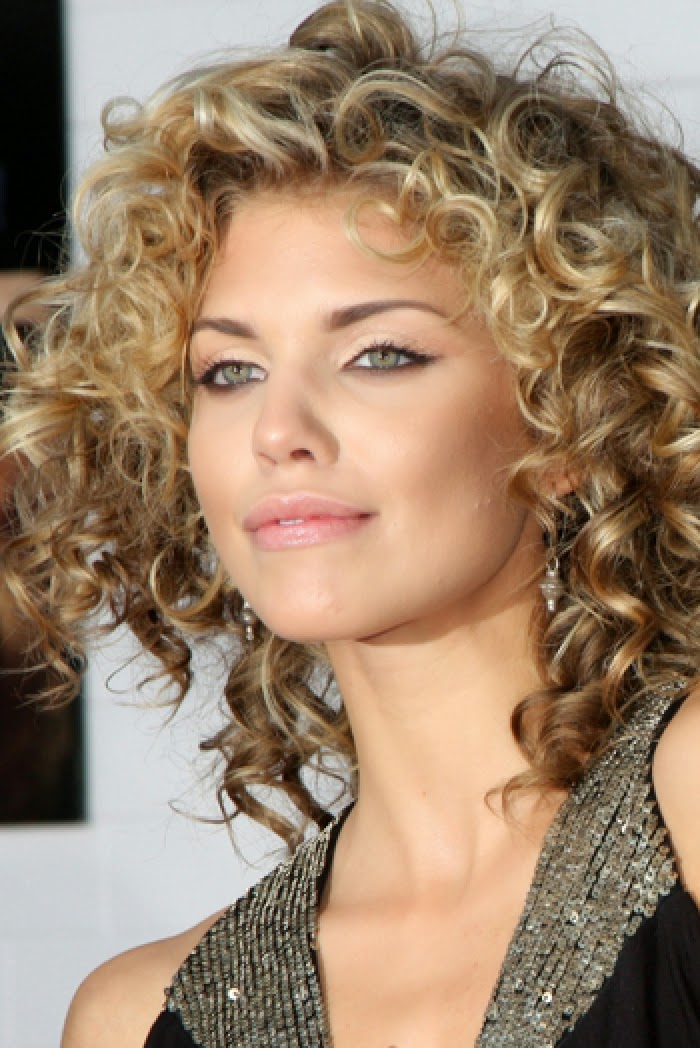 Short Black Curly Hairstyles 2015 For Women