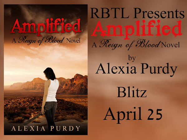 RBTL Presents Amplified by Alexia Purdy