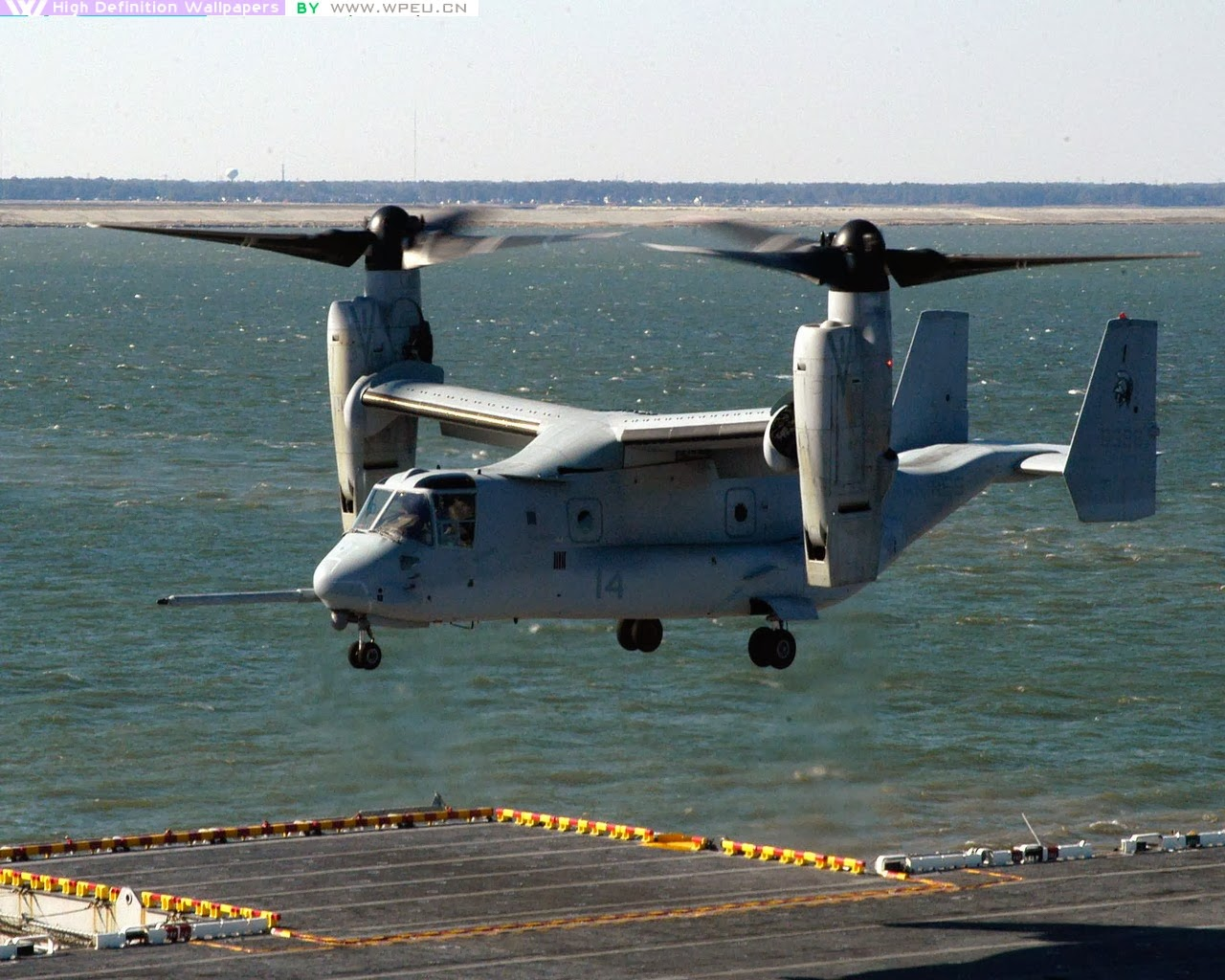 Background image - V-22 Osprey