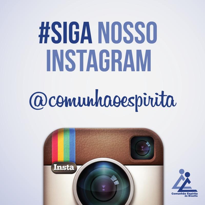 Comunhão no Instagram!!!
