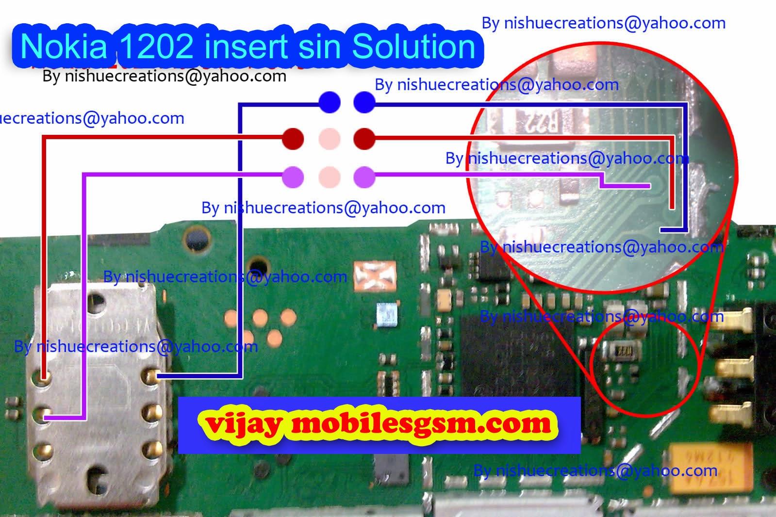 Nokia 112 Insert Sim Solution