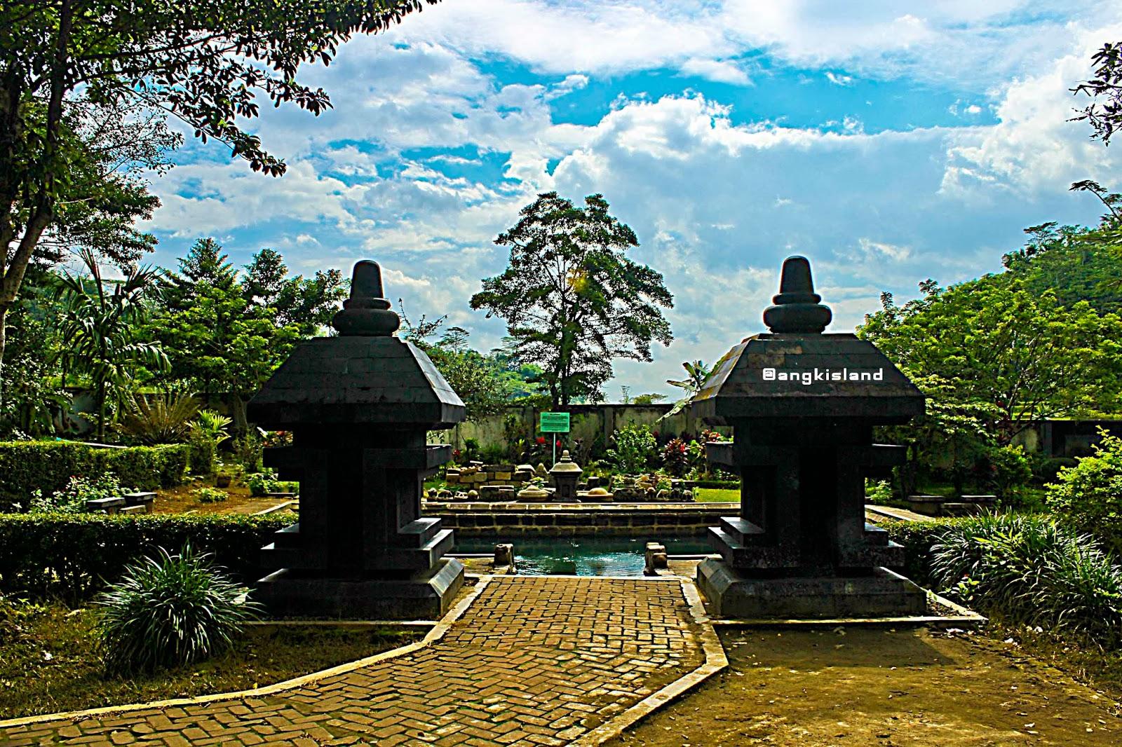 Candi umbul Jawa Tengah