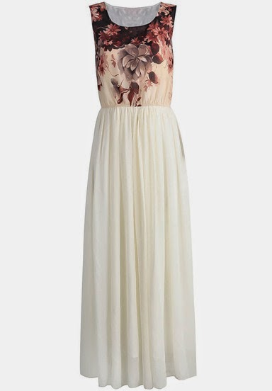 http://www.sheinside.com/Apricot-Sleeveless-Floral-Chiffon-Full-Length-Dress-p-166024-cat-1727.html