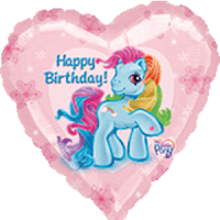 Free My Little Pony Birthday Coloring Pages Everything