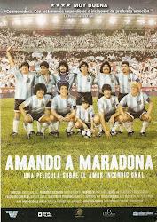 Amando a Maradona (Argentina-Nueva Zelanda)