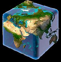 Земля в кубе