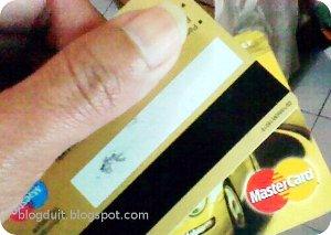 kartu ATM kartu Debit