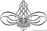 Berbagai Macam Khat Kaligrafi Lapadz Basmalah