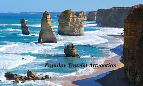 popular tourist attraction