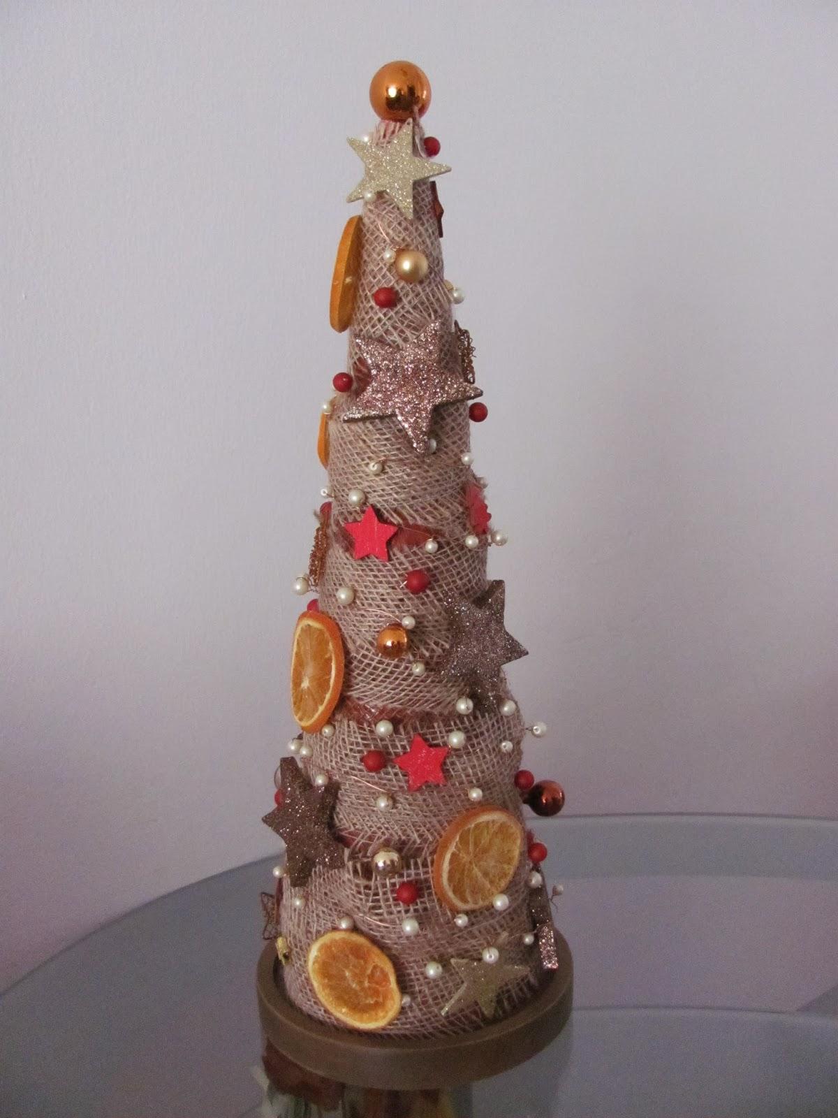 Mona\'s handmade : Weihnachtsbaum selber machen