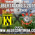 Guaraní (PAR) x Corinthians - 20h45 - Libertadores (Oitavas de Finais) - 06/05/15