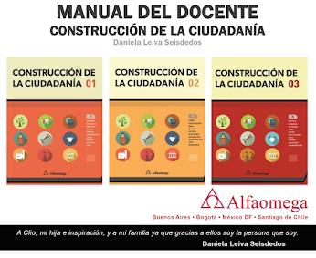 Manual del Docente. Construcción de Ciudadanía, Alfaomega