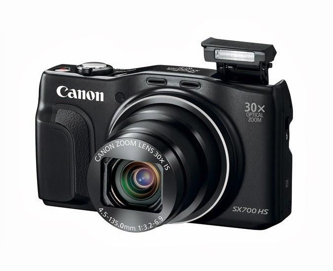 Foto Kamera Canon Powershot SX700 HS Harga Indonesia Spesifikasi Lengkap