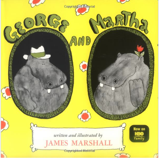 School Is a Happy Place: George and Martha: A Language ...