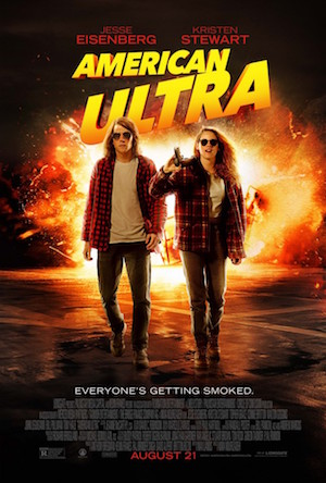 Poster American Ultra 2015