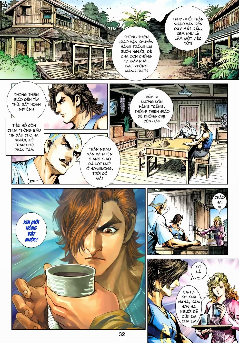 Tân Tác Long Hổ Môn trang 31