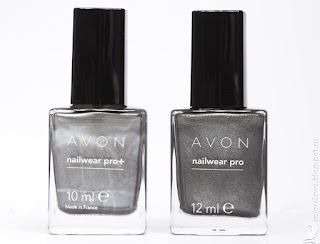 Avon Galaxy vs Avon Gunmetal