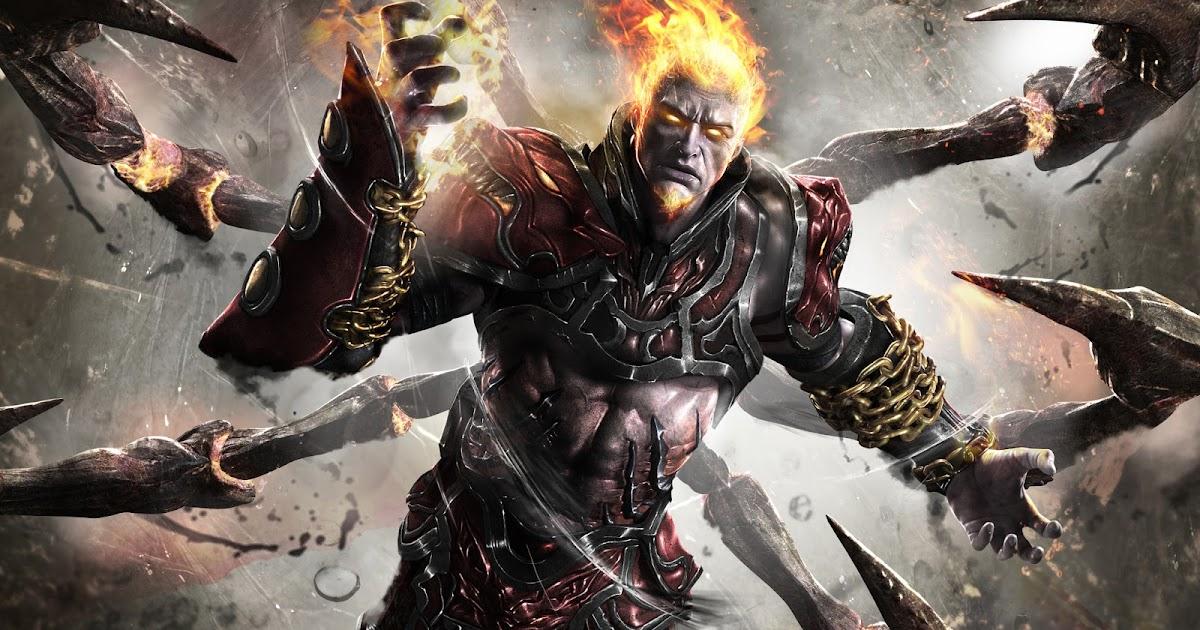 God of war ascension ares wallpaper e fotos em hd - Ares god of war wallpaper ...